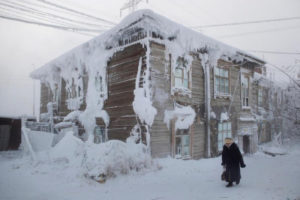 Российские города признаны самыми экстремальными