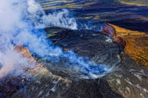 Упасть в вулкан и выжить